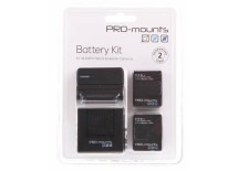 Battery Kit GoPro 4